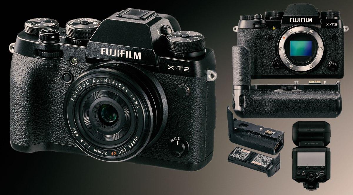 Fujifilm Announces X-T2 – Perfect Companion for the X-Pro2 & 4K VideoPowerhouse?