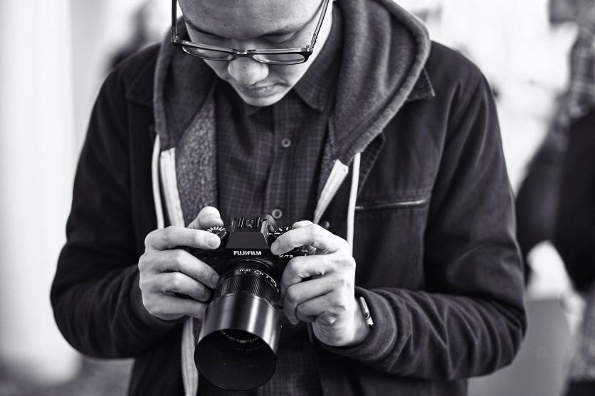 The X-T2's larger dials should prove handy in high-stress situations such as photographing live performance in near darkness, in combo with the legendary EVF Fujifilm debuted in the X-T1 and that may well be improved in the X-T2.