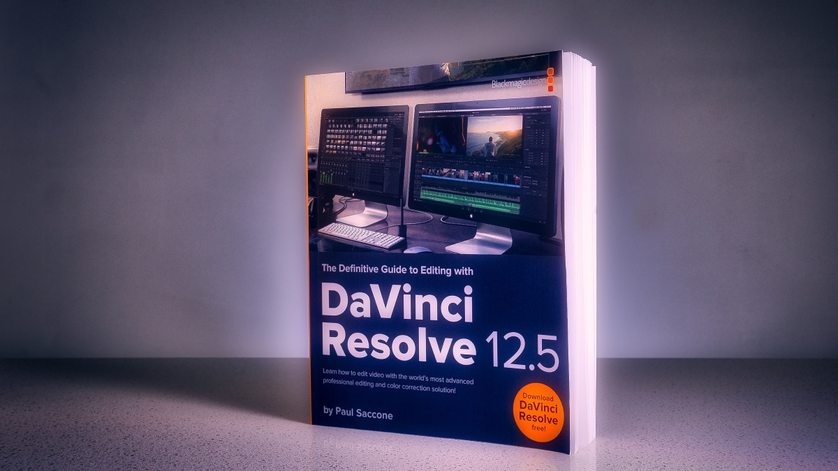 Cam Tech: The Definitive Guide to Editing with DaVinci Resolve 12.5, by Paul Saccone