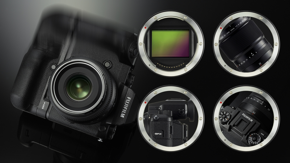 Fujifilm Heralds Coming GFX 50S with 'GFX Challenges' Video Series, PlusMore
