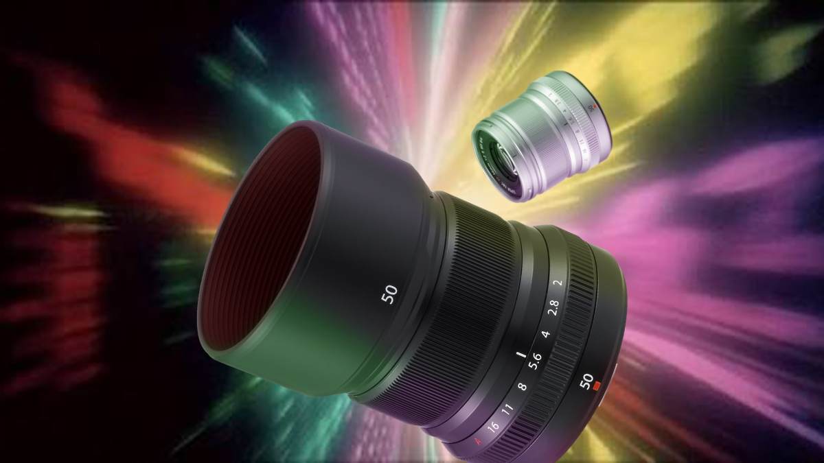 Fujifilm Adds Fujinon XF 50mm f/2.0 Short Telephoto to Complete Its Rangefinder-Style Lens Trio