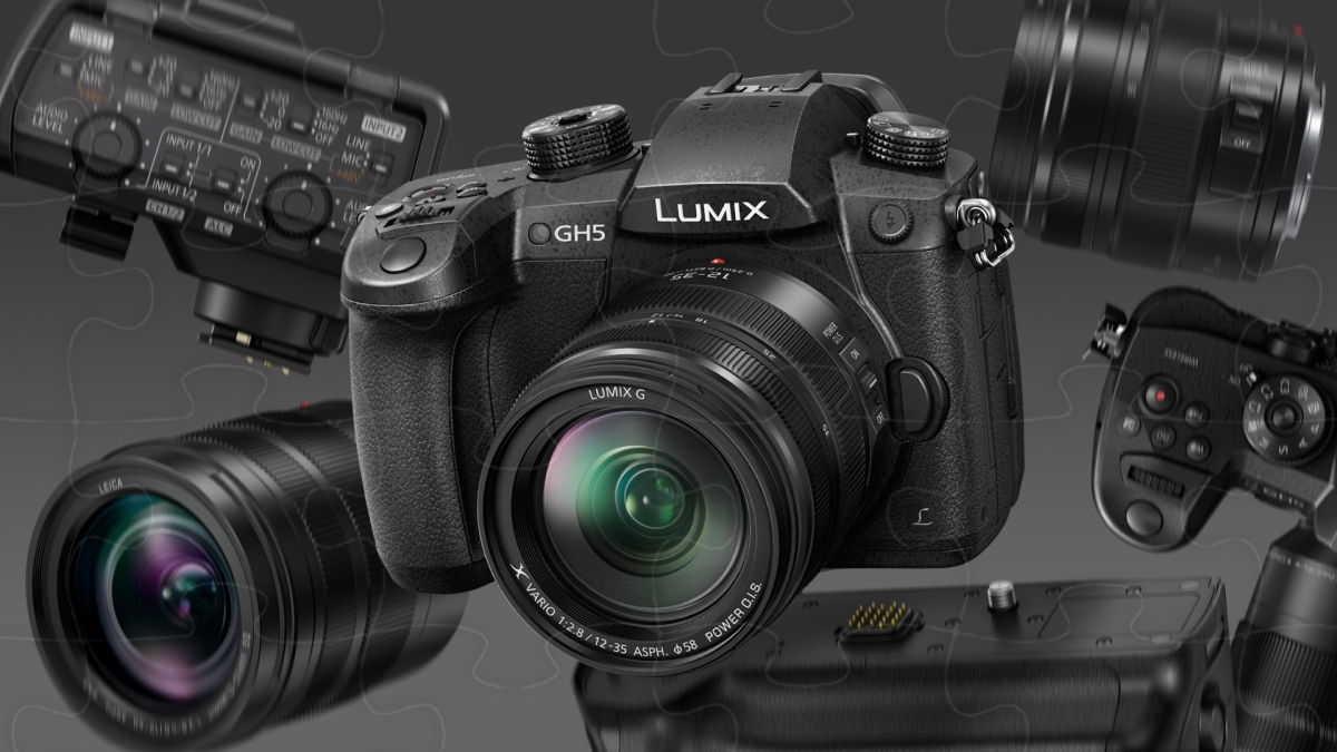 Panasonic's 'Lumix Stories' Videos made by Griffin Hammond Show Lumix Cameras' Popularity Amongst Pro Photographers