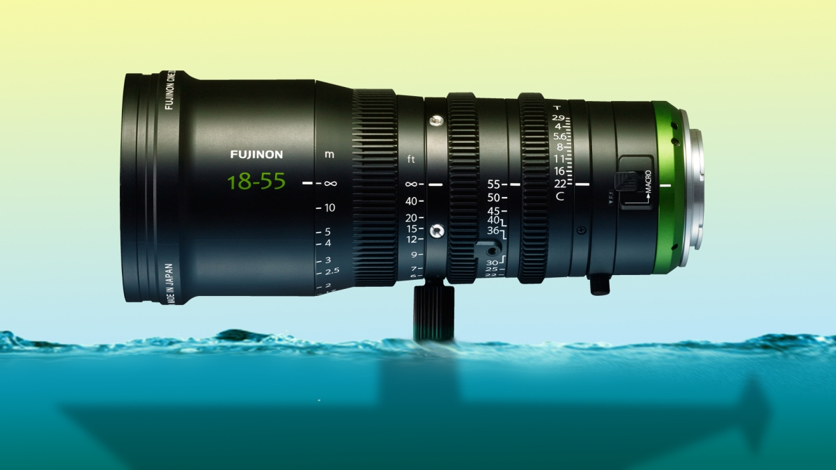 Zacuto Takes First Look at Groundbreaking Fujinon MK 15-55mm T2.9 Cinema Zoom Lens E-Mount Version