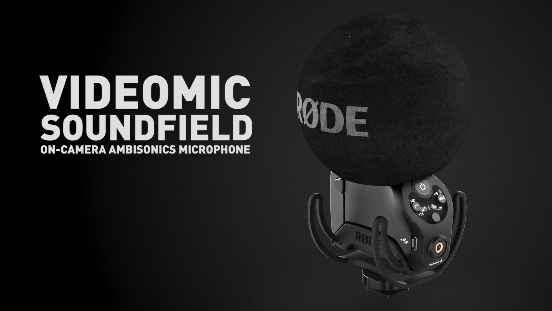 Røde Microphones – UNITITLED NET