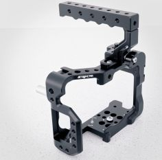 Seercam's camera cages and other accessories are works of art in their own right, with thoughtful design and beautiful manufacturing and finish.