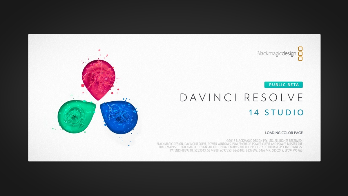 Blackmagic Design Releases DaVinci Resolve 14, Most Massive Update Yet, Adds Fairlight Audio Page, Radically Drops Studio Price