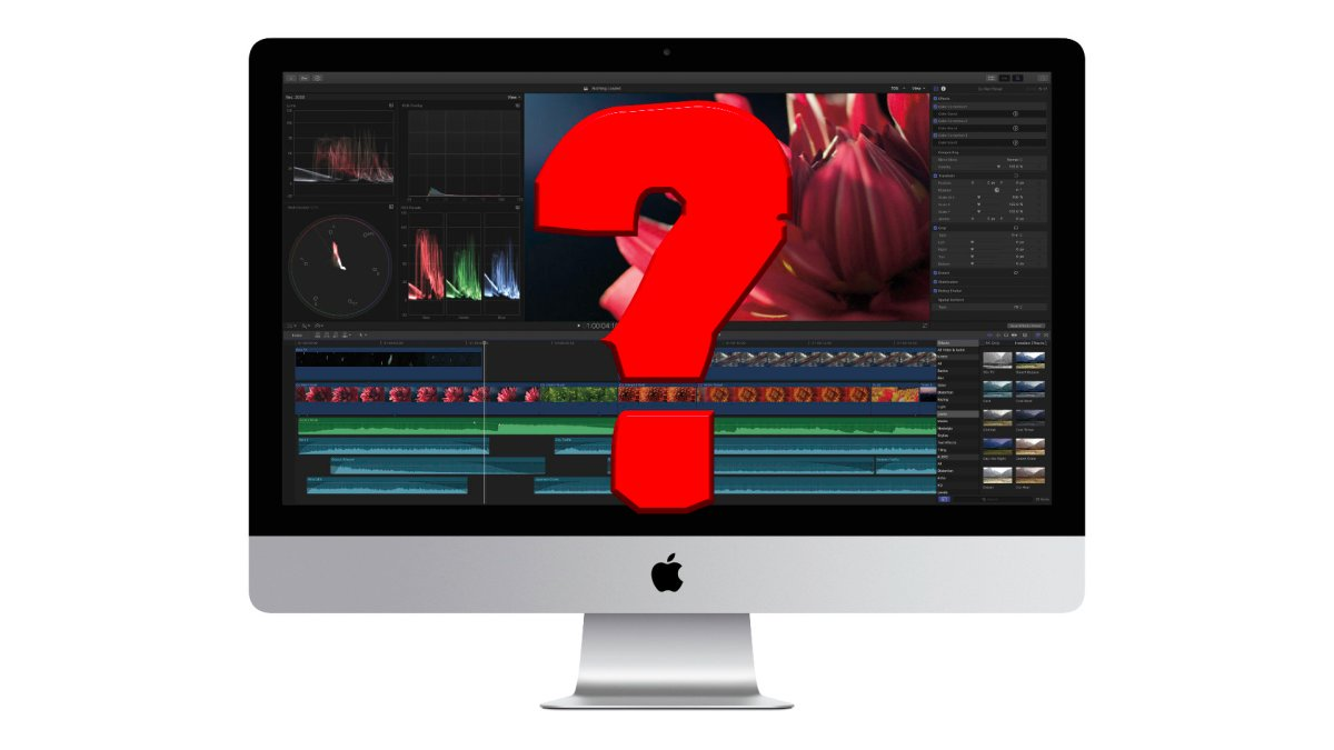 """""""Simple and complex"""" at the very same time, and I might add the words  """"powerful"""" and """"fast"""" in there too – that is Apple's Final Cut Pro X  Non-Linear ..."""