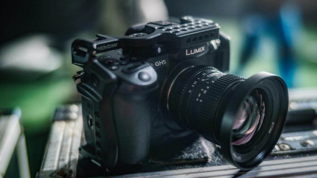 Movcam Announces Strong, Lightweight Magnesium Camera Cage for Panasonic's LumixGH5