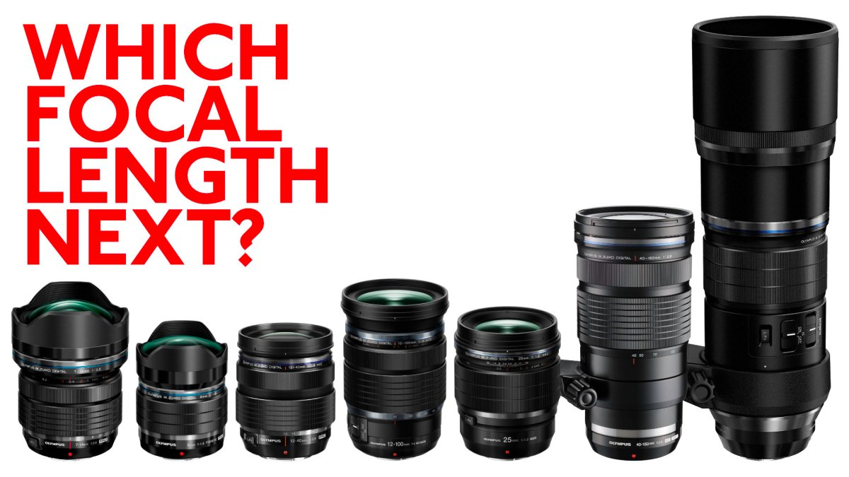 Which Prime Lenses Should Olympus Make Next for Its M Zuiko