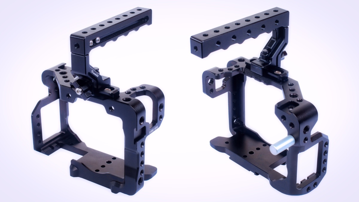 Seercam Cube GH5 Camera Cage for Panasonic Lumix DC-GH5, First Look