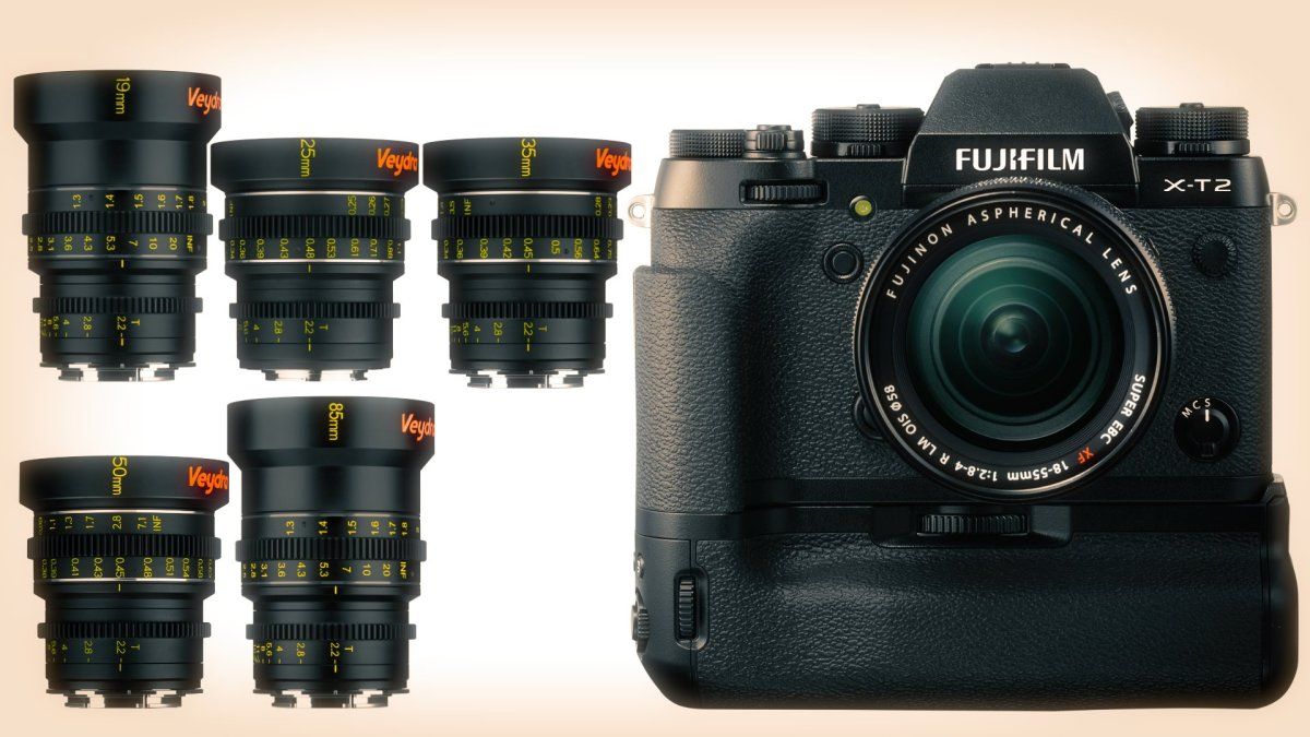 Duclos Lenses Announces Premium Fujifilm X-Mount Adapter for Veydra Lenses on Fujifilm Super 35/APS-C Cameras
