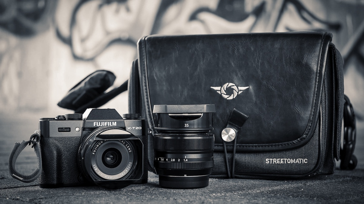 Cosyspeed's Camslinger Streetomatic+ Camera Hip Bag for Mirrorless Heroes Is Now Available in Cruelty-Free Black