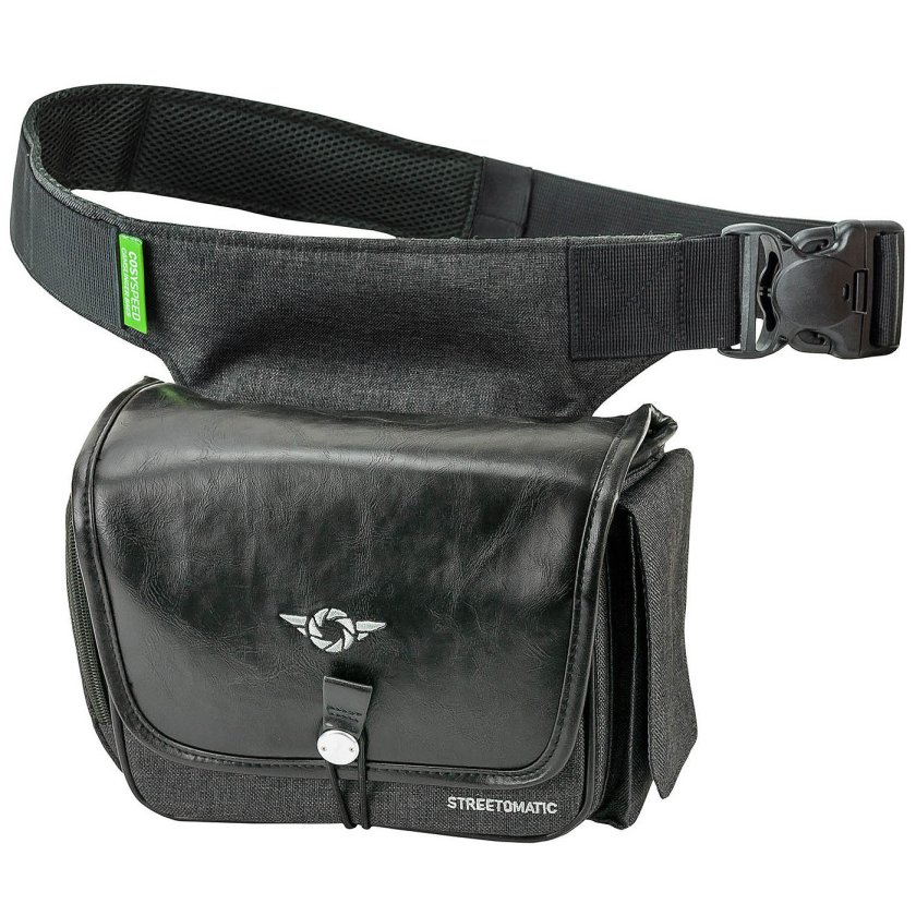 The Cosyspeed Camslinger Streetomatic+ belt pack hip bag for