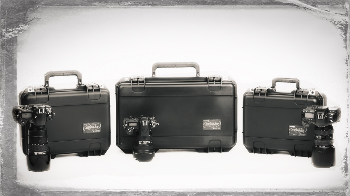 Think Tank Photo Releases SKB Series Hard Cases with Think Tank Photo Soft Interiors for Photographers and Videographers