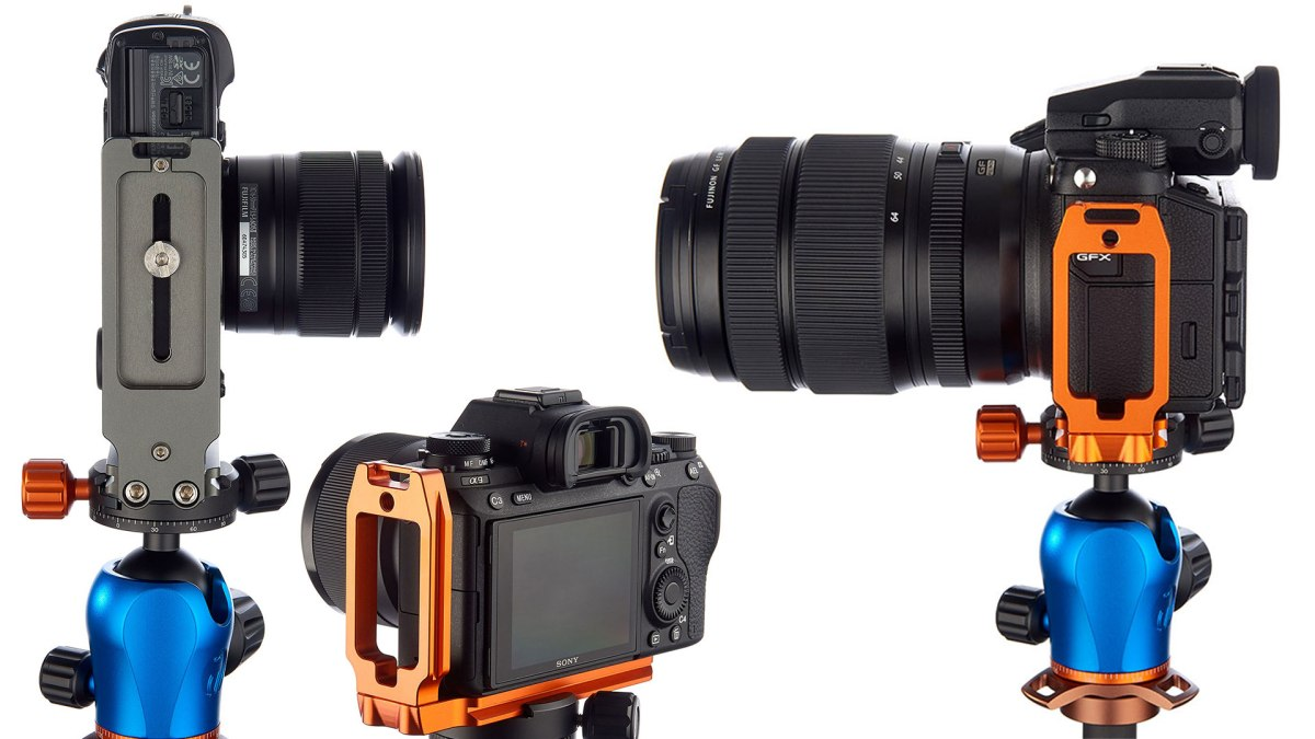 Tripod Innovator 3 Legged Thing Revamps Product Range and Website, Releases QR11 Universal L-Bracket