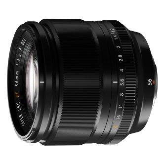 Fujinon XF 56mm f1.2 R prime lens