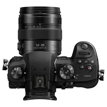 Panasonic Lumix DC-GH5 Super 16 Micro Four Thirds camera