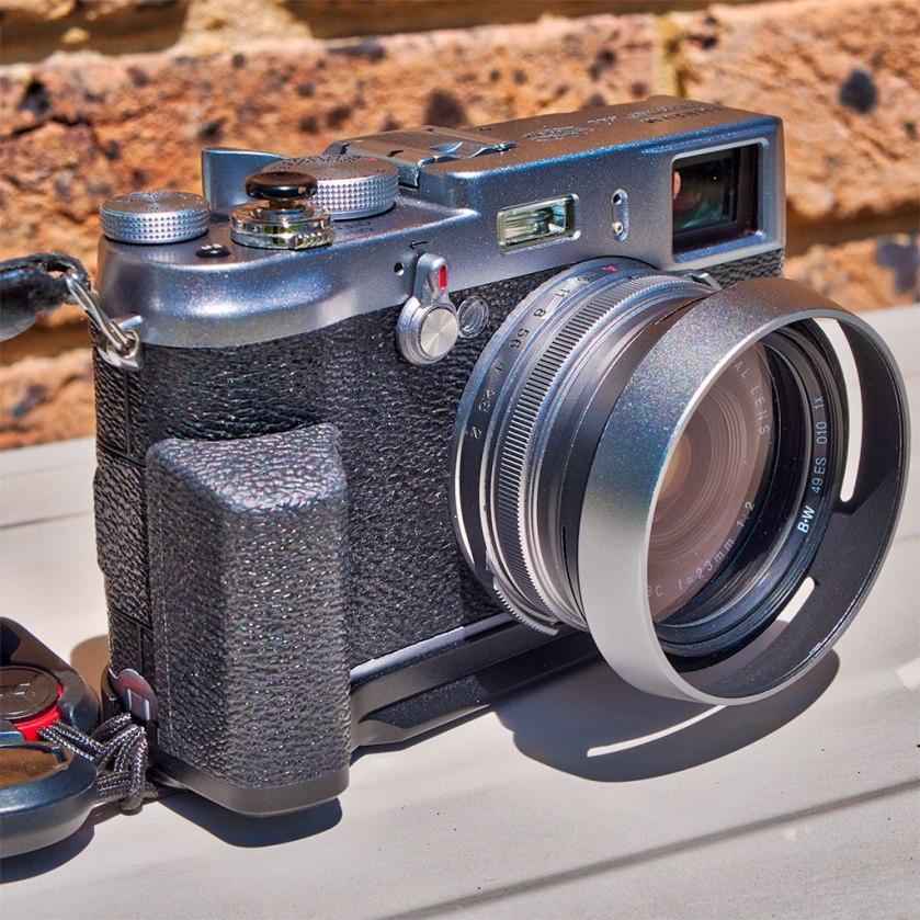 Fujifilm X100 – UNITITLED NET