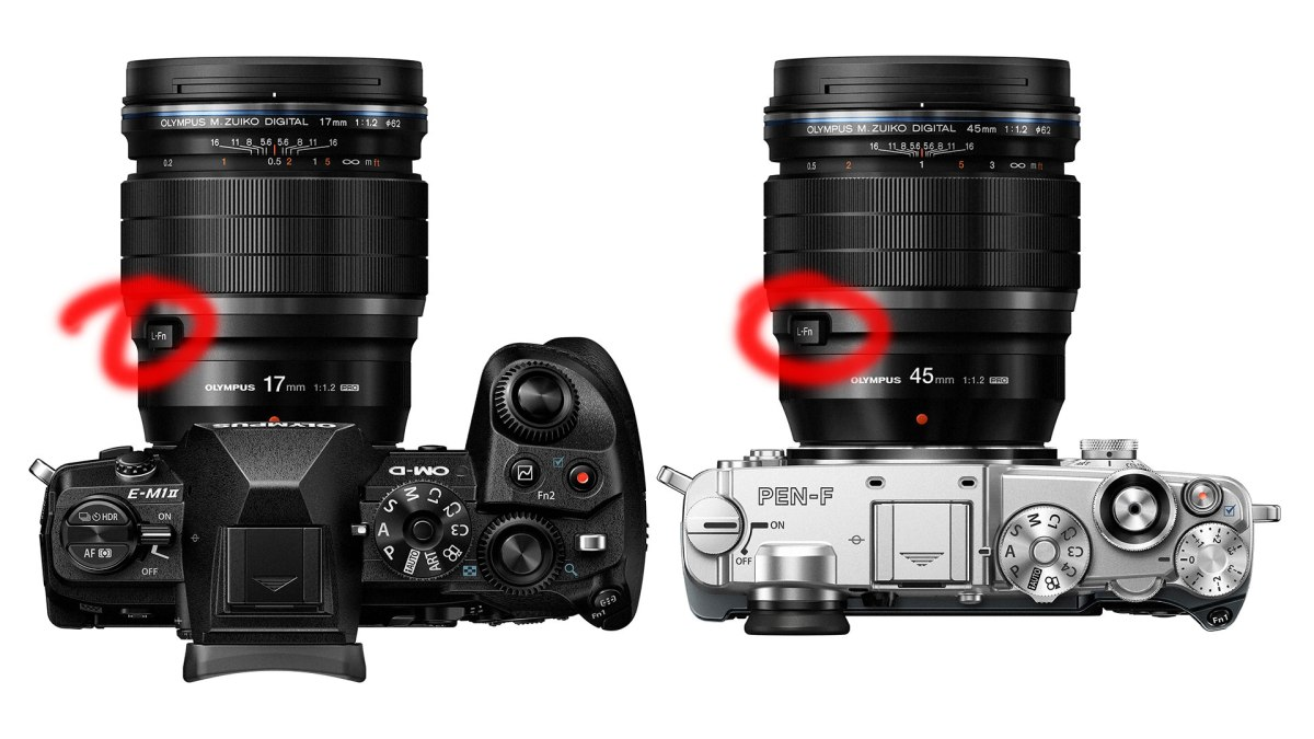 Panasonic Lumix GH5 Firmware Update Version 2.2, Yet Another Great Reason to Choose Olympus M.Zuiko ProLenses?