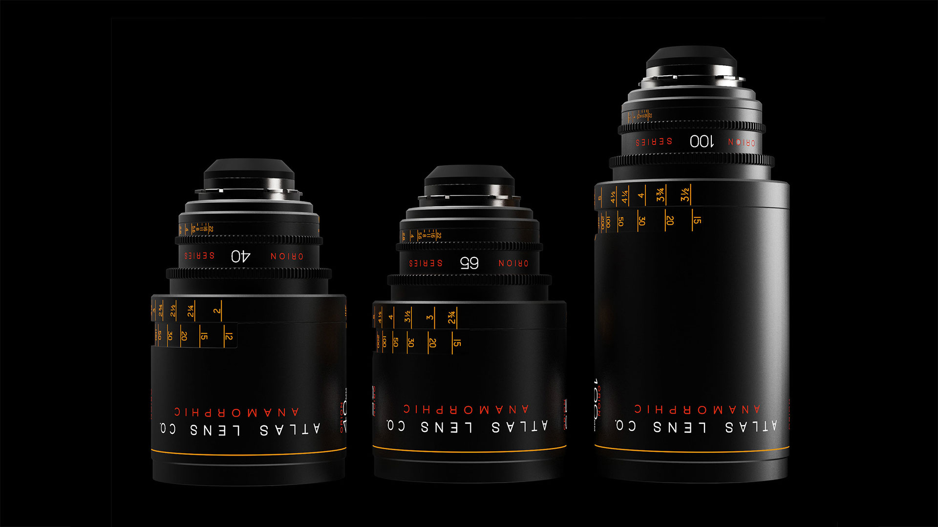 Atlas Releases Affordable, Quality Orion 2x Anamorphic Prime Lenses