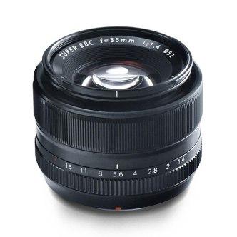 Fujinon XF 35mm f1.4 R prime lens