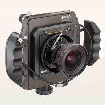 Sinar LanTec Mobile Camera Platform with SinarBack S 30 45