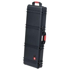 HPRC HPRC5400W long rectangular wheeled case for tripods, light stands and more.