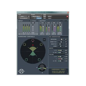 SoundField Limited's SoundField SurroundZone 2 plug-in for Digital Audio Workstations (DAWs). Is Røde working on a new version that will also work in non-linear editing suites (NLEs)?
