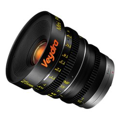 Duclos Lenses came up with a Fujifilm X-Mount option for Veydra's Mini Primes that can cover the APS-C format.
