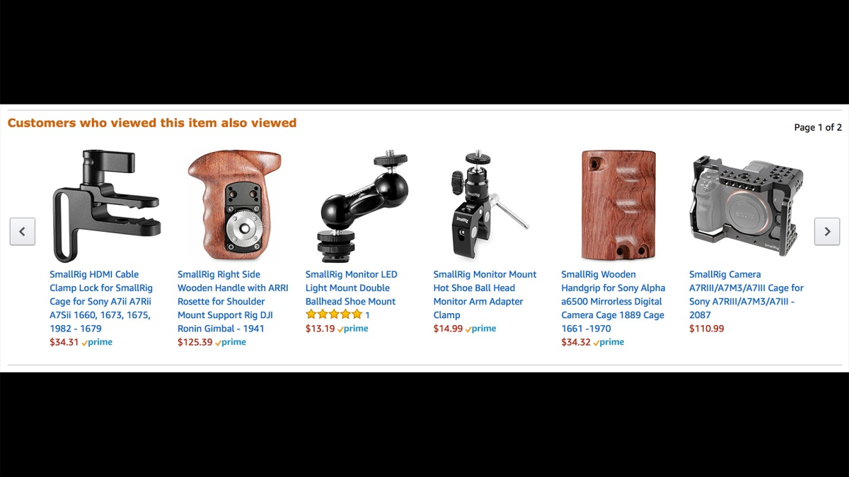 Camera Accessories Maker SmallRig Sets Up Its Own Amazon Australia Online Store
