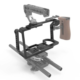 SmallRig Cage for Blackmagic Design Pocket Cinema Camera 4K 2203 with accessories