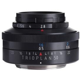 Meyer Optik Görlitz Trioplan 50mm f/2.9 lens