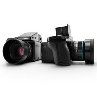 Phase One XF 100MP cameras. Photograph courtesy of Phase One,