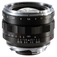 Voigtlander Nokton 40mm f/1.2 Aspheric for Leica M-Mount.