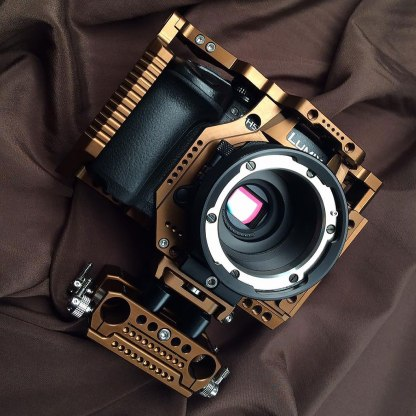LockCircle Robot Skin Panasonic Lumix GH5/GH5S.