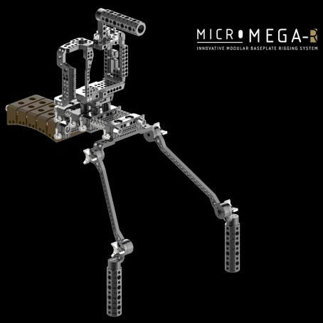 LockCircle MicroMega rigging system.