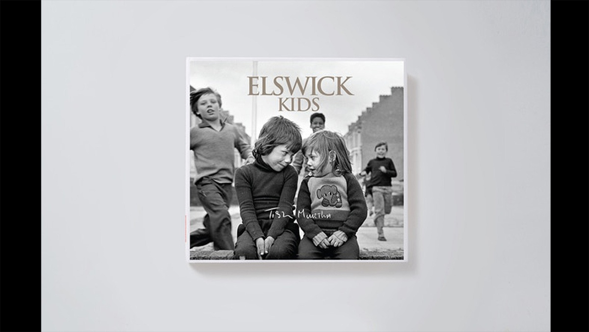 Bluecoat Press: Elswick Kids, Kickstarter Campaign for Latest Book of Photographs by the Great British Documentary Photographer Tish Murtha