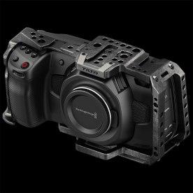 Tilta cage system for the Blackmagic Pocket Cinema Camera 4K.