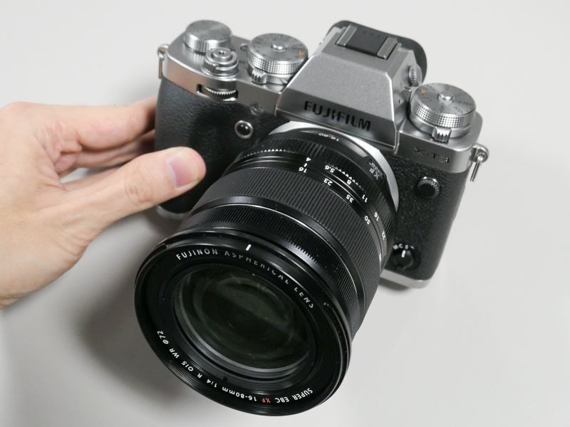 DPReview: EXCLUSIVE: Hands-on with upcoming Fujifilm XF and