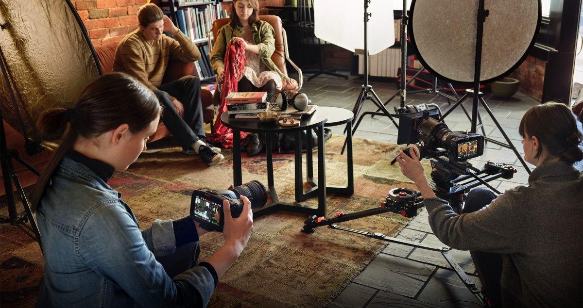 Affordable Canon EF-S APS-C Super 35 EF-Mount Prime & Zoom Lenses Native & Adapted for Video &Stills