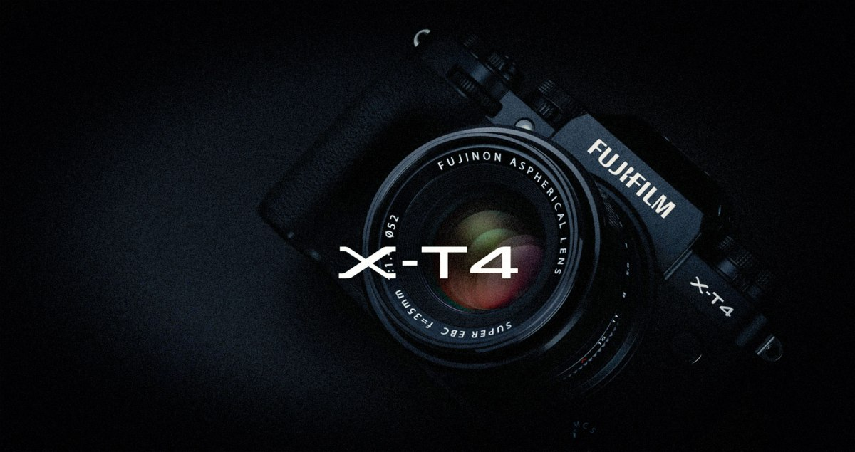 Coming Soon! Fujifilm X-T4, X-T200 and X100V First Look Event at Ted's World of Imaging, Sydney, Friday 13th March, 2020