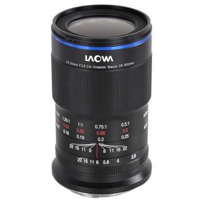Venus Optics Laowa 65mm f/2.8 2x Ultra Macro Apo Prime Lens for Fujifilm X-Mount Cameras