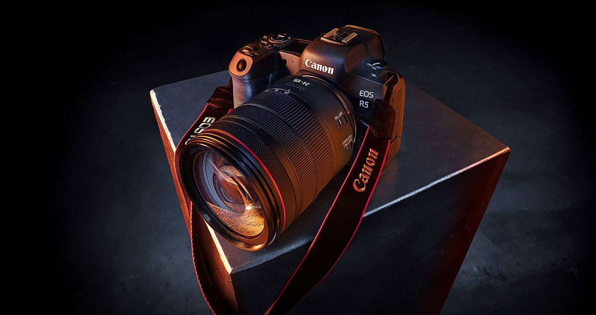 Canon's Chickens Come Home To Roost With Crippled Canon EOS R5 Flagship 8K 35mm Sensor-Equipped Mirrorless Stills & Video Hybrid Camera