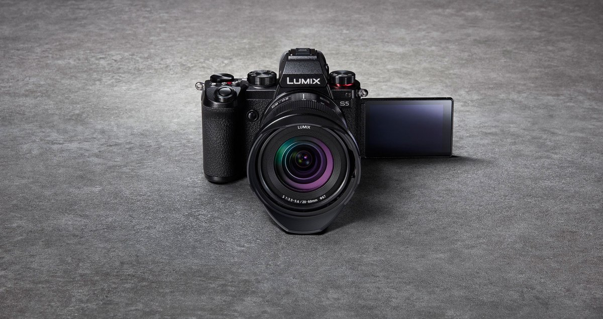 "Videos by Panasonic About The Lumix DC-S5 ""Full Frame"" 35mm Hybrid Stills & Video Camera"
