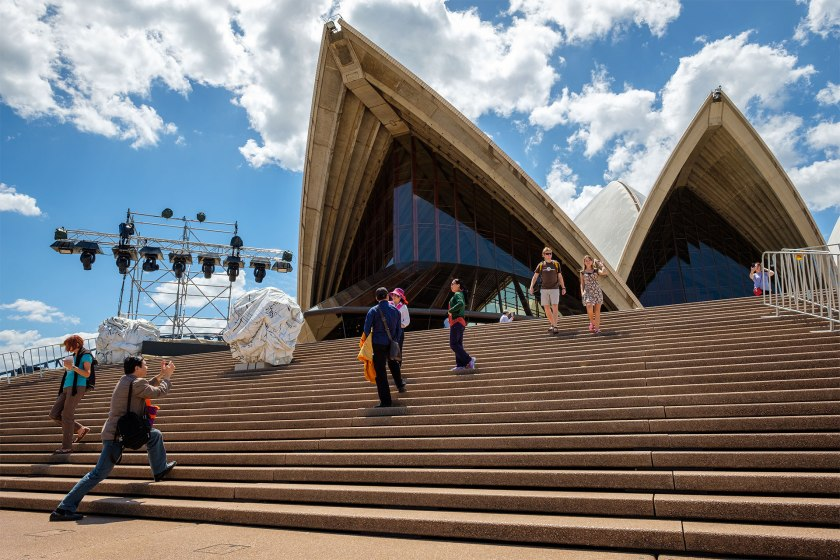 A Walk Around Sydney with a Fujifilm X-T2 and Five Fujinon Prime and Zoom Lenses on November 1, 2016