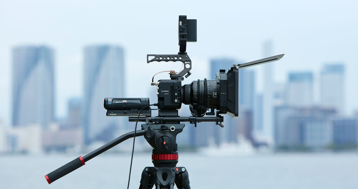 Nick Driftwood Releases Free BGH1 Driftwood Settings for Panasonic Lumix BGH1 Box CinemaCamera