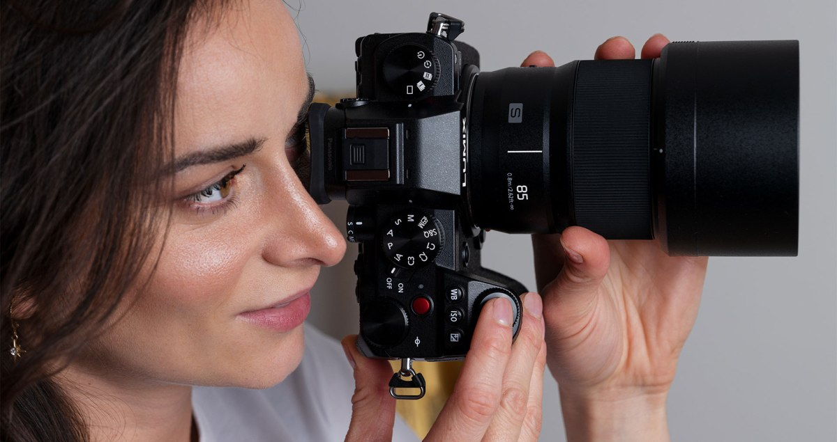 Press Release: New LUMIX S 85mm f/1.8 Large-Aperture Prime Lens Announced, by PanasonicAustralia