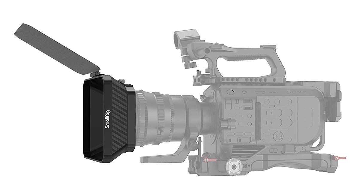 New Hardware: SmallRig Lightweight Matte Box 2660, Currently in Pre-Order atDiscount