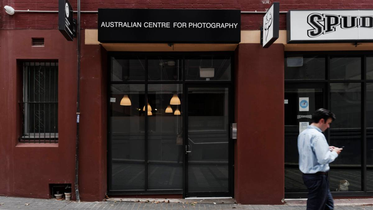I Visited The Australian Centre for Photography in Its Last Days in 2020 & Found It Giving Away Some of Its BestAssets