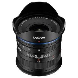 Venus Optics Laowa 17mm f/1.8 C-Dreamer MFT manual focus prime lens.